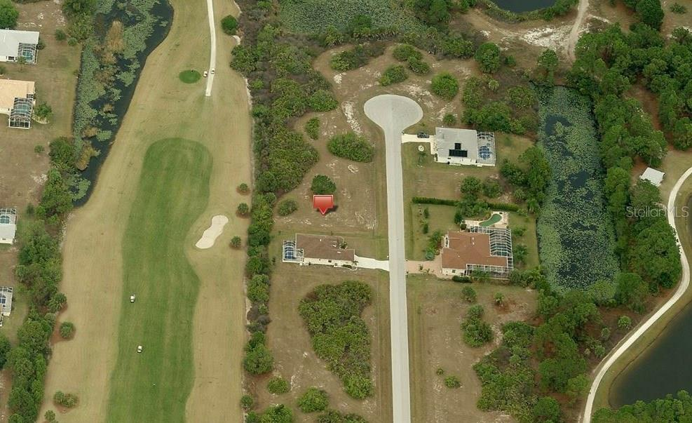Vacant Land for sale at 84 Pine Valley Pl, Rotonda West, FL 33947 - MLS Number is D5902814