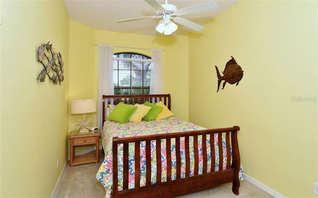 2nd Bedroom - Light & Bright with Walk In Closet - Single Family Home for sale at 1141 Arbroid Dr, Englewood, FL 34223 - MLS Number is D6101353