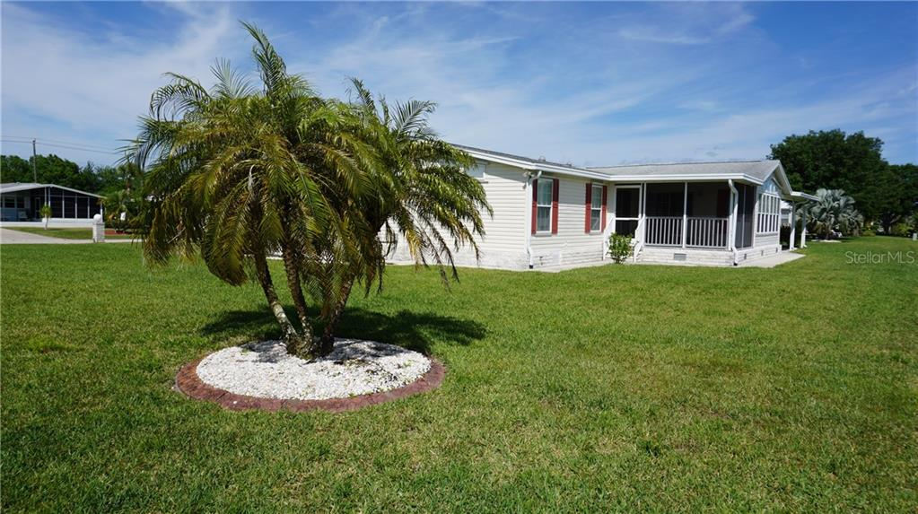 Manufactured Home for sale at 8419 Kinglet Dr, Englewood, FL 34224 - MLS Number is D6106273