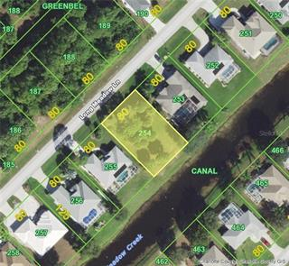 66 Long Meadow (lot 254) Ln, Rotonda West, FL 33947