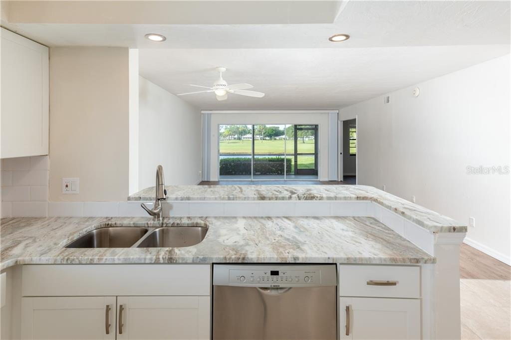 Kitchen - Condo for sale at 7070 Fairway Bend Ln #169, Sarasota, FL 34243 - MLS Number is W7807848