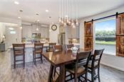 Yes, this really is the view from your dining table!  No photoshop or virtual staging here! - Single Family Home for sale at 5332 Applegate Ct, Bradenton, FL 34211 - MLS Number is T3169261