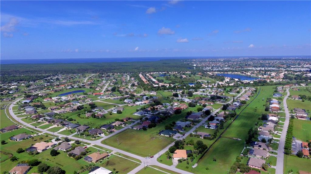 Survey - Vacant Land for sale at 356 Royal Poinciana, Punta Gorda, FL 33955 - MLS Number is C7404616
