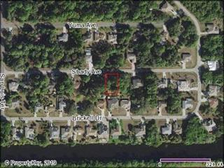 Shady Ave, North Port, FL 34286