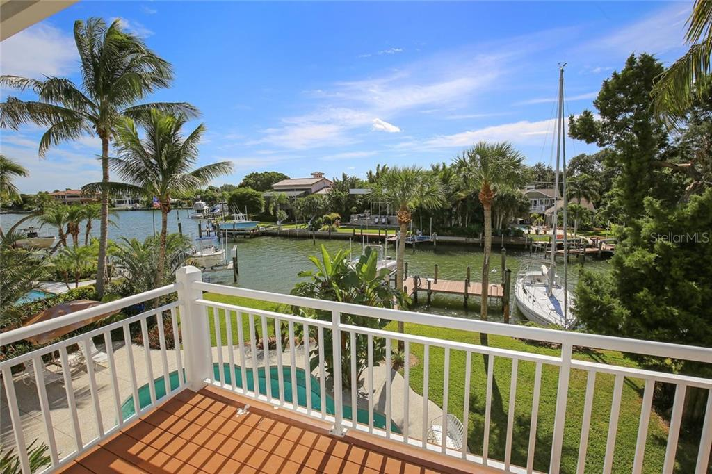 Master Bedroom Balcony!! - Single Family Home for sale at 722 Siesta Dr, Sarasota, FL 34242 - MLS Number is A4169257