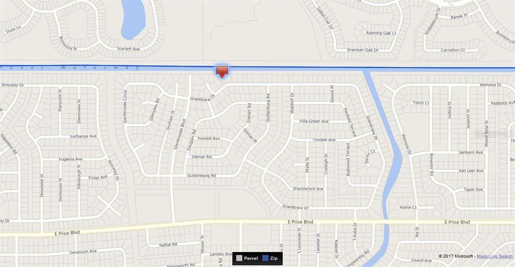 Grandview Dr North Port FL  MLS A - Florida map north port