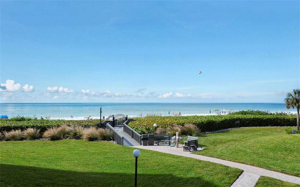 Community beach access - Condo for sale at 6480 Midnight Pass Rd #217, Sarasota, FL 34242 - MLS Number is A4202790