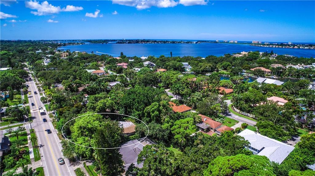 New Supplement - Single Family Home for sale at 1630 S Orange Ave, Sarasota, FL 34239 - MLS Number is A4410056