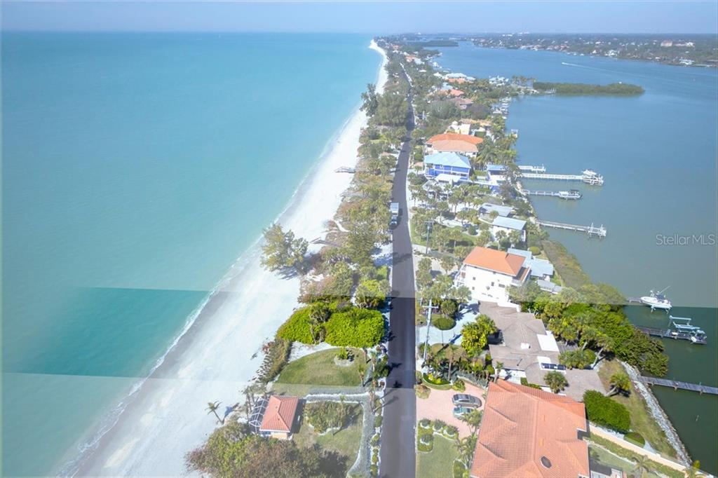 Legal Description - Vacant Land for sale at 1604 Casey Key Rd, Nokomis, FL 34275 - MLS Number is A4416333