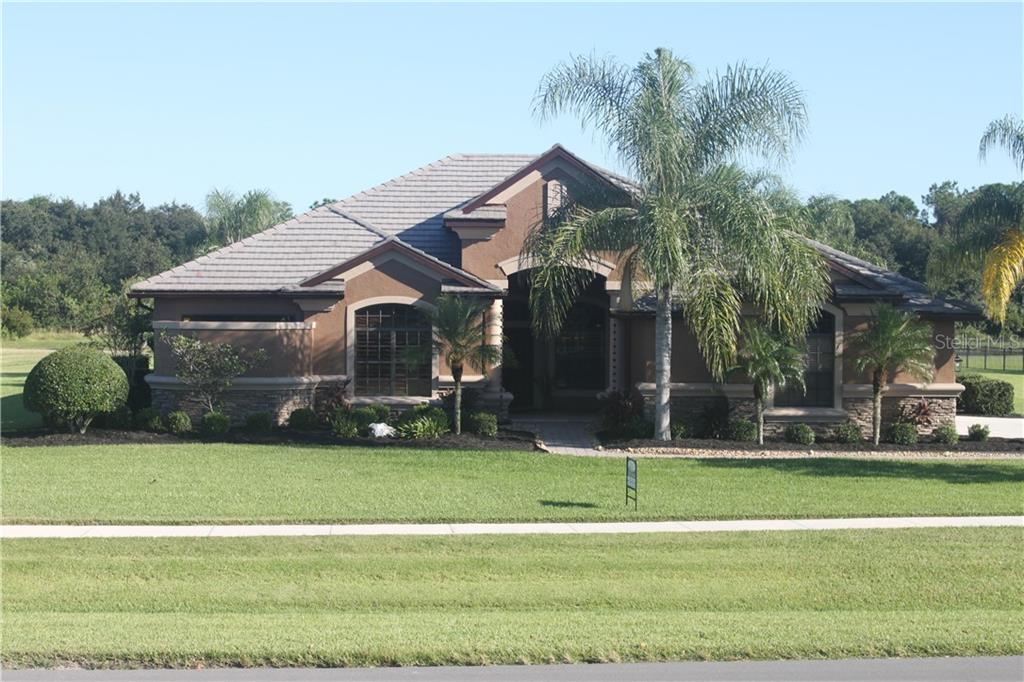 HOA Disclosure - Single Family Home for sale at 3710 Twin Rivers Trl, Parrish, FL 34219 - MLS Number is A4417184