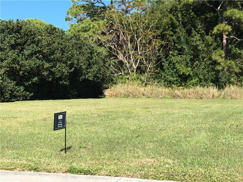 Lot including house to the right from the street - Vacant Land for sale at 1439 Vermeer Dr, Nokomis, FL 34275 - MLS Number is A4419612