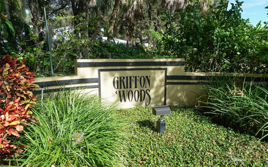 The Griffon Woods neighborhood. - Single Family Home for sale at 6125 Varedo Ct, Sarasota, FL 34243 - MLS Number is A4420656