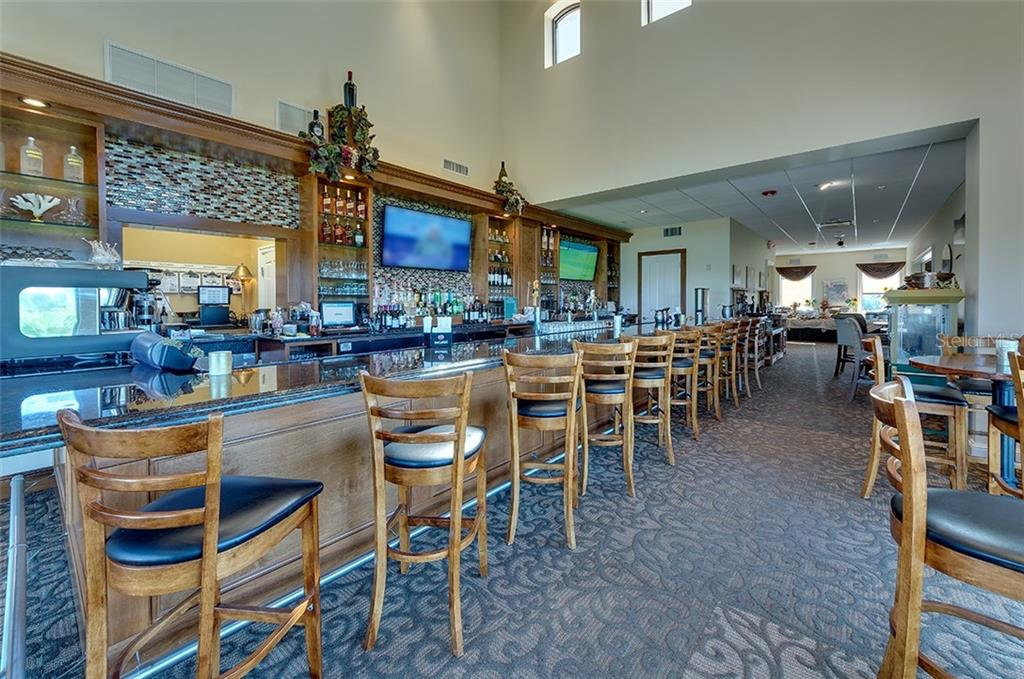 The Sunset Bar. - Condo for sale at 9453 Discovery Ter #201c, Bradenton, FL 34212 - MLS Number is A4423314
