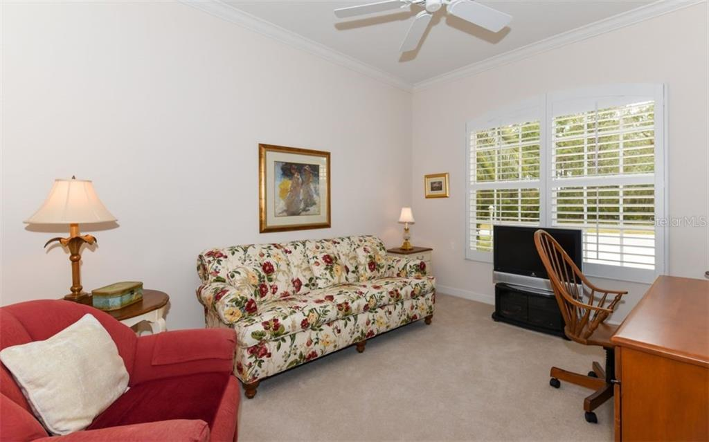 Cozy den or office. - Single Family Home for sale at 8473 Eagle Preserve Way, Sarasota, FL 34241 - MLS Number is A4425945