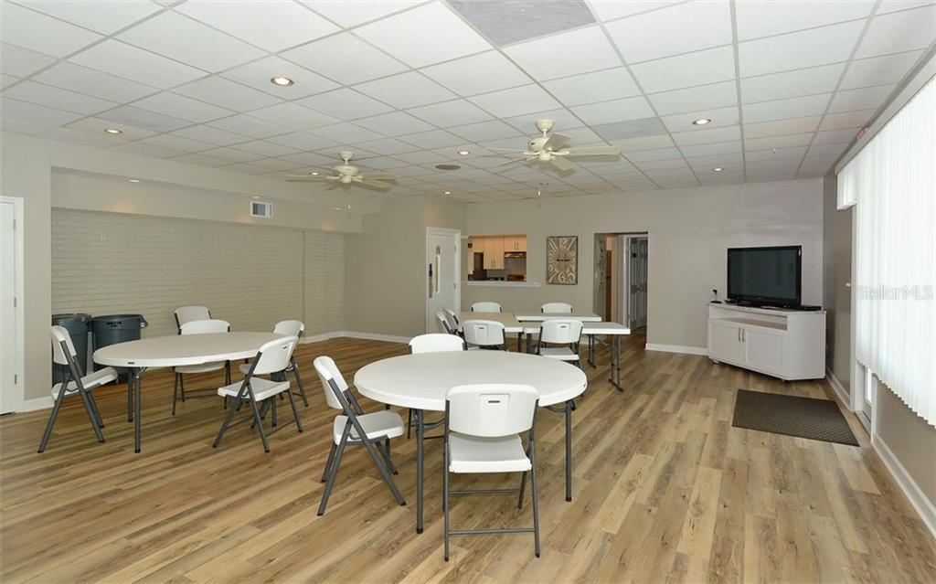 Clubhouse Dining. - Condo for sale at 797 Beach Rd #215, Sarasota, FL 34242 - MLS Number is A4430524