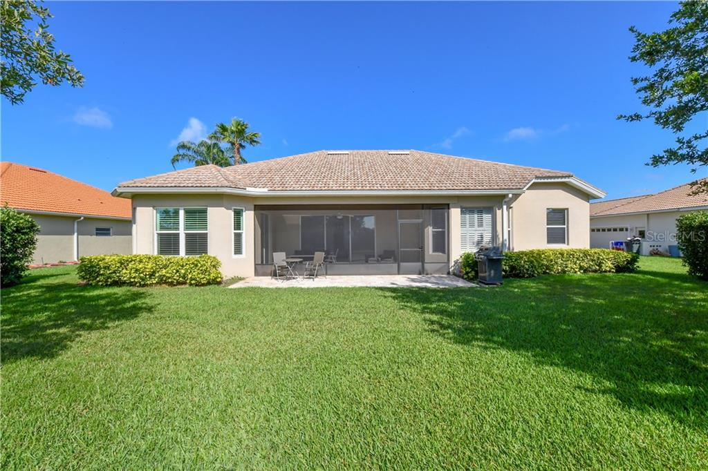 Lush landscaping & room for pool! - Single Family Home for sale at 2745 Harvest Dr, Sarasota, FL 34240 - MLS Number is A4436381