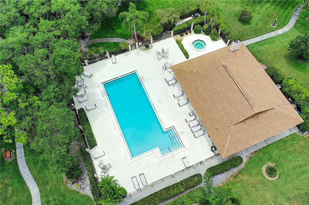 Club House & Pool w/Spa - Condo for sale at 5777 Avista Dr, Sarasota, FL 34243 - MLS Number is A4436464