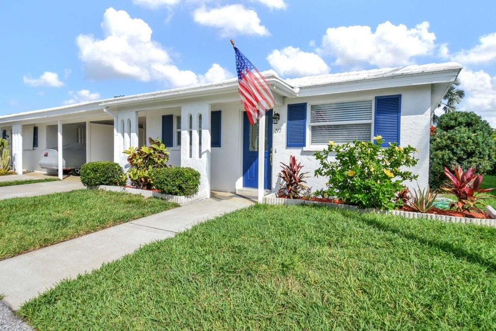 Welcome home! - Villa for sale at 717 Spanish Dr N, Longboat Key, FL 34228 - MLS Number is A4438337