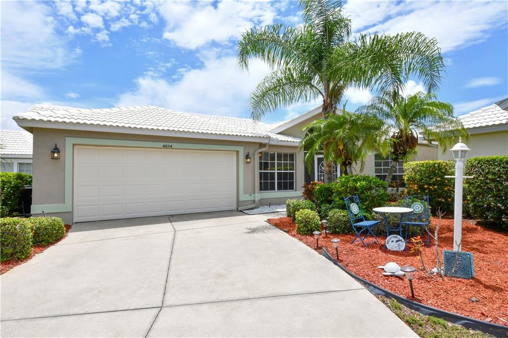 HOA Disclosure - Single Family Home for sale at 4074 Via Mirada, Sarasota, FL 34238 - MLS Number is A4439141