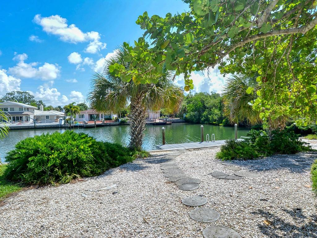 Nearly Maintenance Free Yard - Single Family Home for sale at 225 John Ringling Blvd, Sarasota, FL 34236 - MLS Number is A4443640