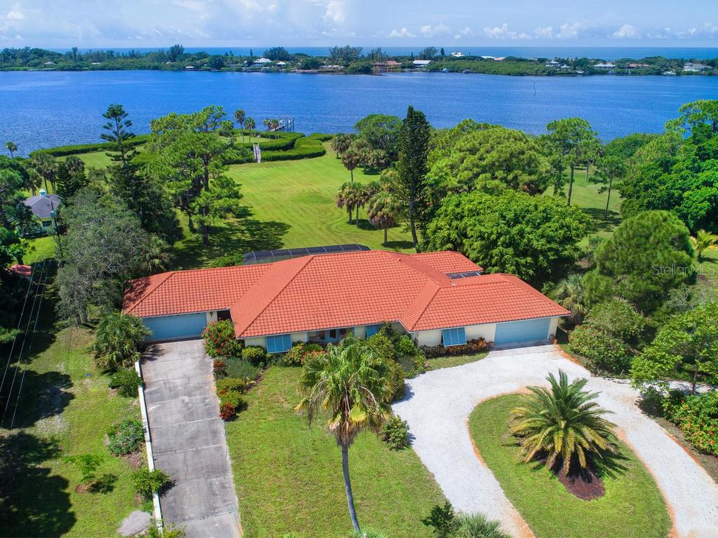 NEW ROOF AND IMPACT WINDOWS - Single Family Home for sale at 1716 Bayshore Dr, Englewood, FL 34223 - MLS Number is A4445961