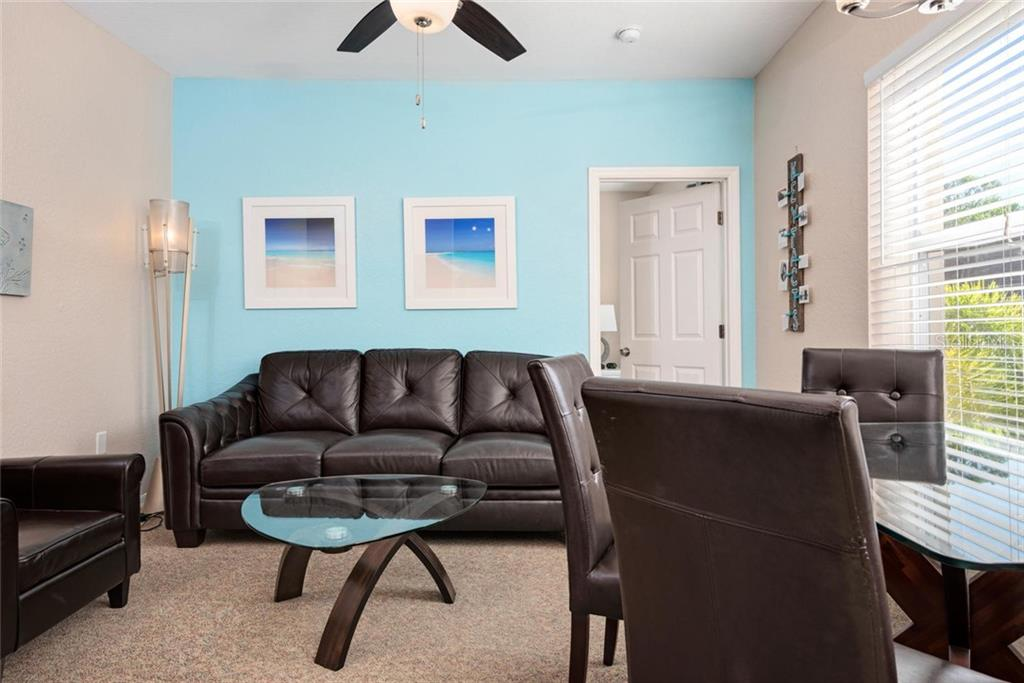 Lion Living Room - Single Family Home for sale at 523 Beach Rd, Sarasota, FL 34242 - MLS Number is A4446354
