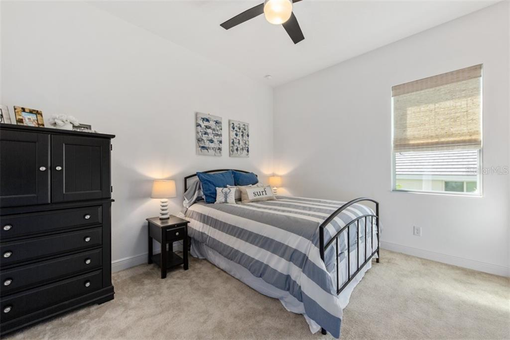 Guest Bedroom #3 - Single Family Home for sale at 560 Wedge Ln, Longboat Key, FL 34228 - MLS Number is A4452288