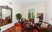 Intimate lounge area. - Single Family Home for sale at 2145 Alameda Ave, Sarasota, FL 34234 - MLS Number is A4414337