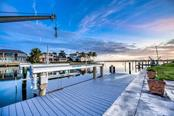 Boating at your fingertips from a deep water dock. - Single Family Home for sale at 7689 Cove Ter, Sarasota, FL 34231 - MLS Number is A4417242