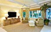 Family room - Single Family Home for sale at 65 Lighthouse Point Dr, Longboat Key, FL 34228 - MLS Number is A4438181