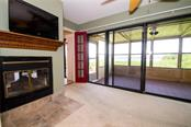 One of the few condo homes with it's own fireplace. - Condo for sale at 4001 Catalina Dr, Bradenton, FL 34210 - MLS Number is A4443126