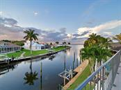 View of the canal leading to Manatee River. - Single Family Home for sale at 2008 72nd St Nw, Bradenton, FL 34209 - MLS Number is A4450238