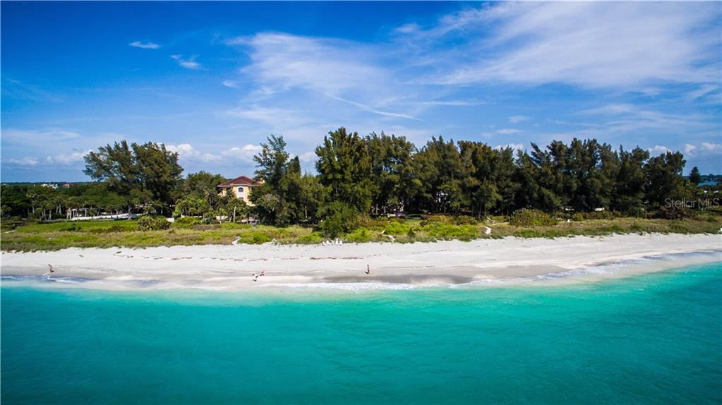 Single Family Home for sale at 1224 N Casey Key Rd, Osprey, FL 34229 - MLS Number is N6104751