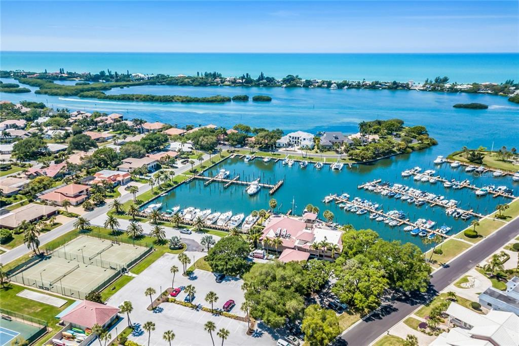 Single Family Home for sale at 485 Yacht Harbor Dr, Osprey, FL 34229 - MLS Number is N6105244