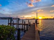 Dock - Single Family Home for sale at 743 Eagle Point Dr, Venice, FL 34285 - MLS Number is N6101092