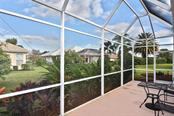 Lanai - Single Family Home for sale at 724 Silk Oak Dr, Venice, FL 34293 - MLS Number is N6102801